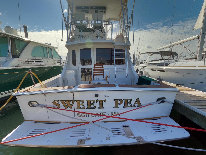 Egg Harbor-37 Sport Yacht 2001 -Scituate-Massachusetts-United States-1495548 | Thumbnail