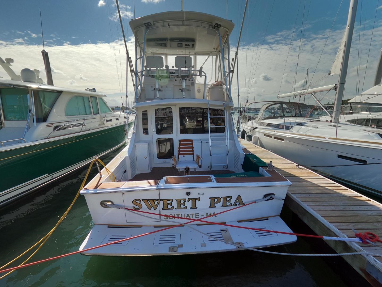 Egg Harbor-37 Sport Yacht 2001 -Scituate-Massachusetts-United States-1495547 | Thumbnail