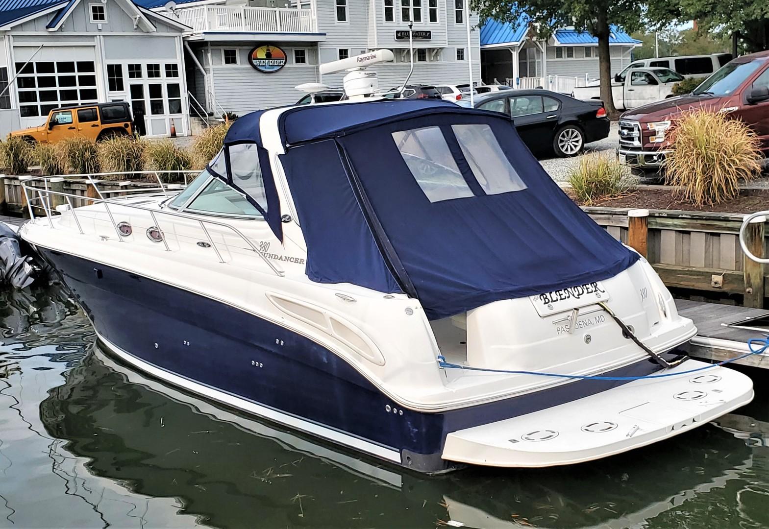 Sea Ray-380 Sundancer 2004-Blender Hampton-Virginia-United States-1496868 | Thumbnail