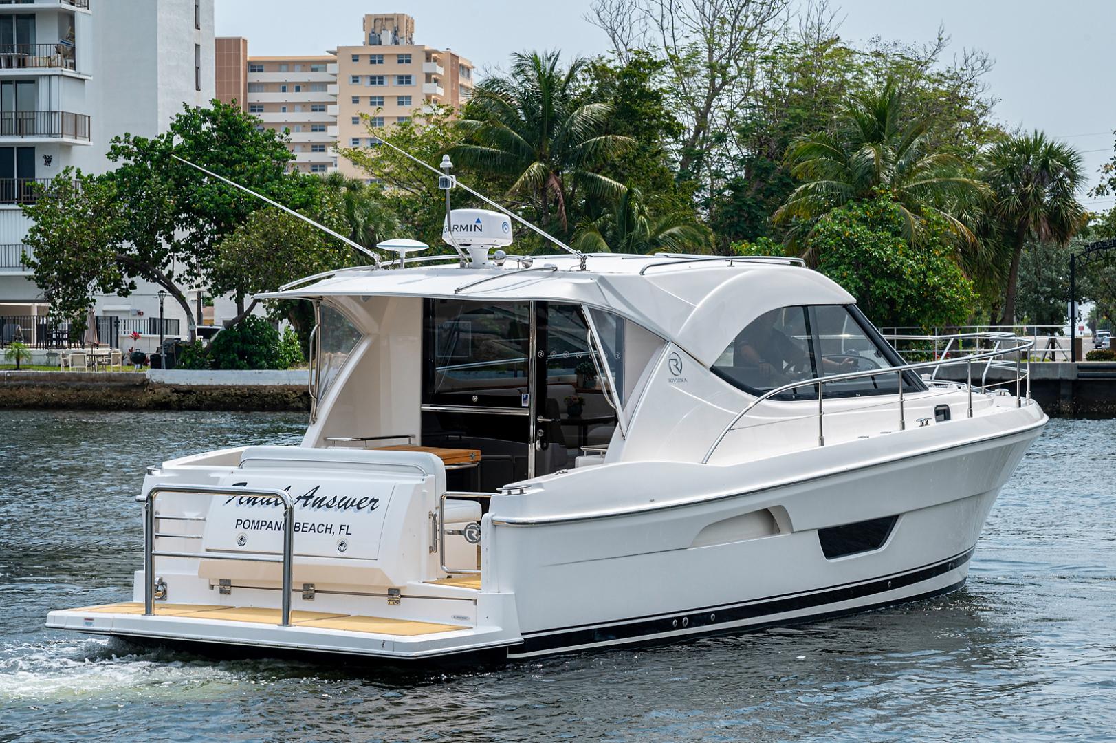 Riviera-3600 Sport Yacht 2017 -Staten Island-New York-United States-1496429 | Thumbnail