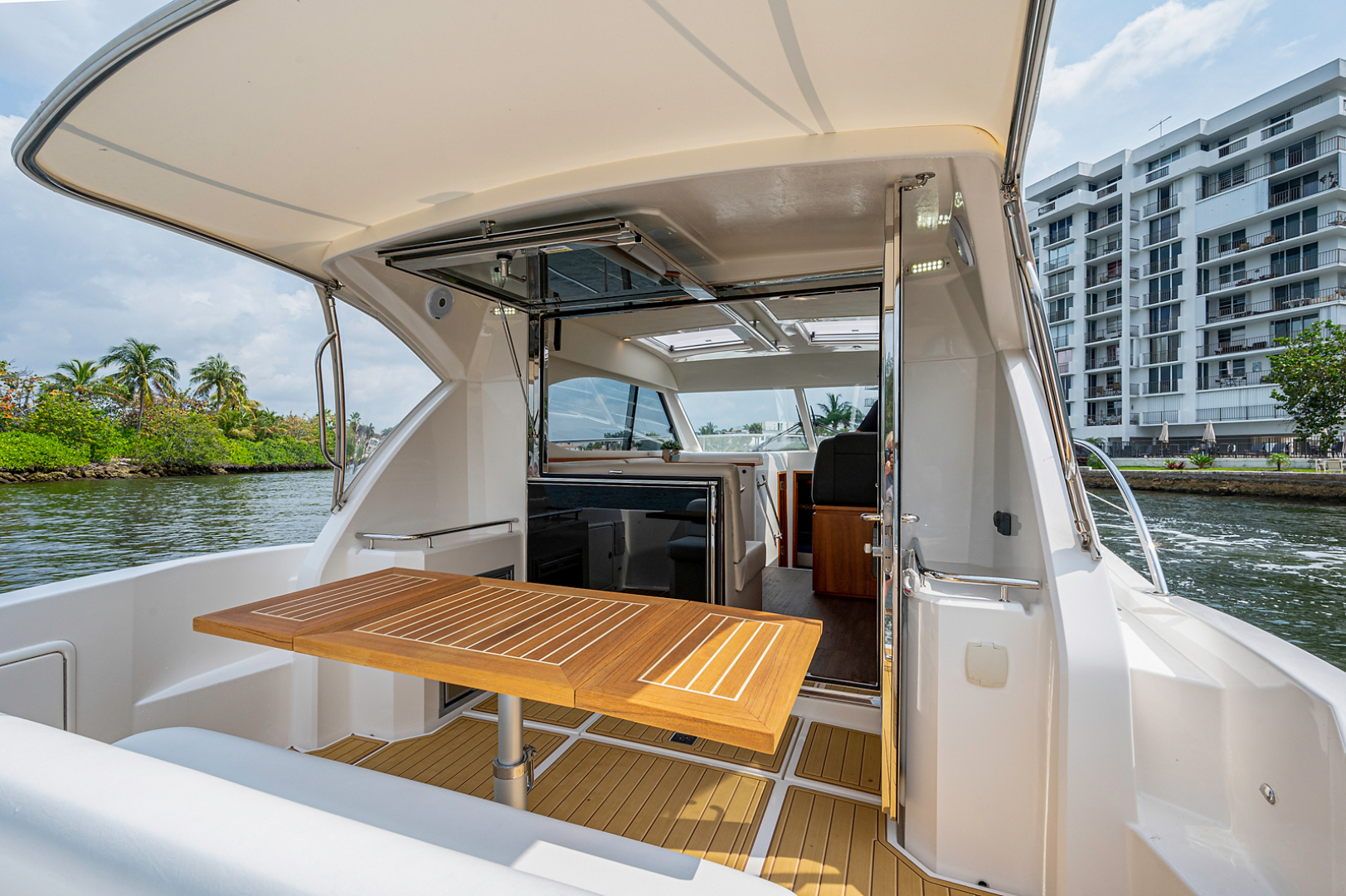Riviera-3600 Sport Yacht 2017 -Staten Island-New York-United States-1496399 | Thumbnail