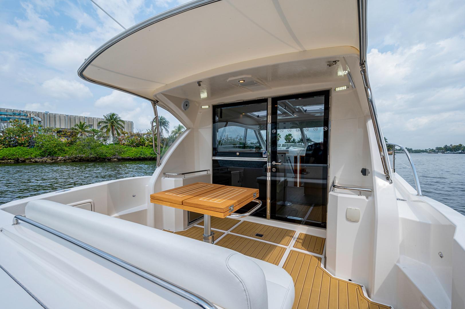 Riviera-3600 Sport Yacht 2017 -Staten Island-New York-United States-1496401 | Thumbnail