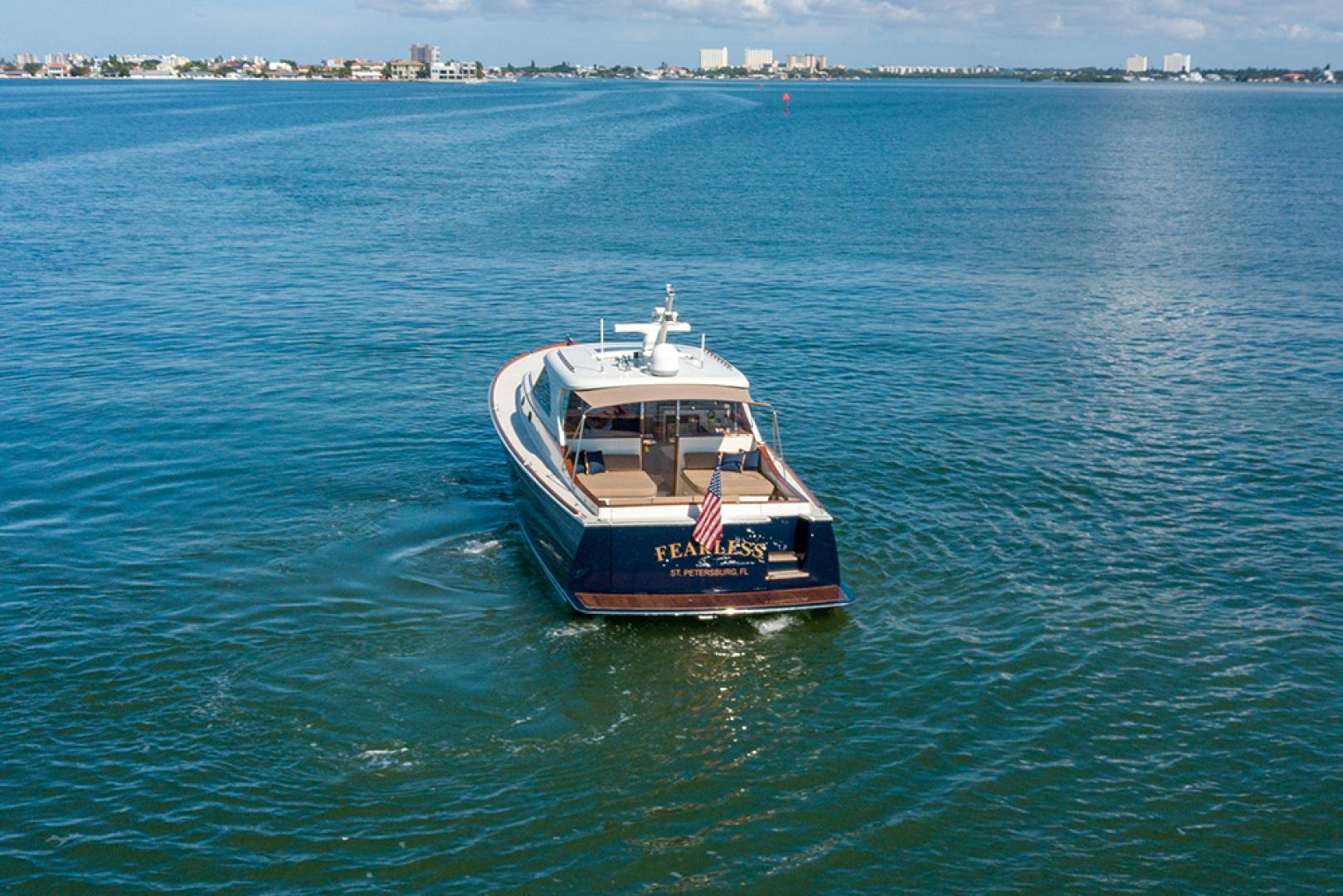 San Juan-SJ48 Express 2006 FEARLESS Saint Petersburg-Florida-United States-Stern profile-1508117 | Thumbnail
