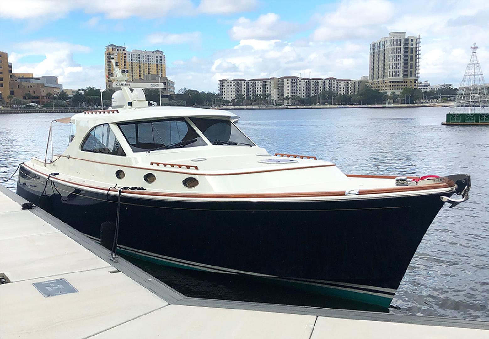 San Juan-SJ48 Express 2006 FEARLESS Saint Petersburg-Florida-United States-Stbd bow profile-1501484 | Thumbnail