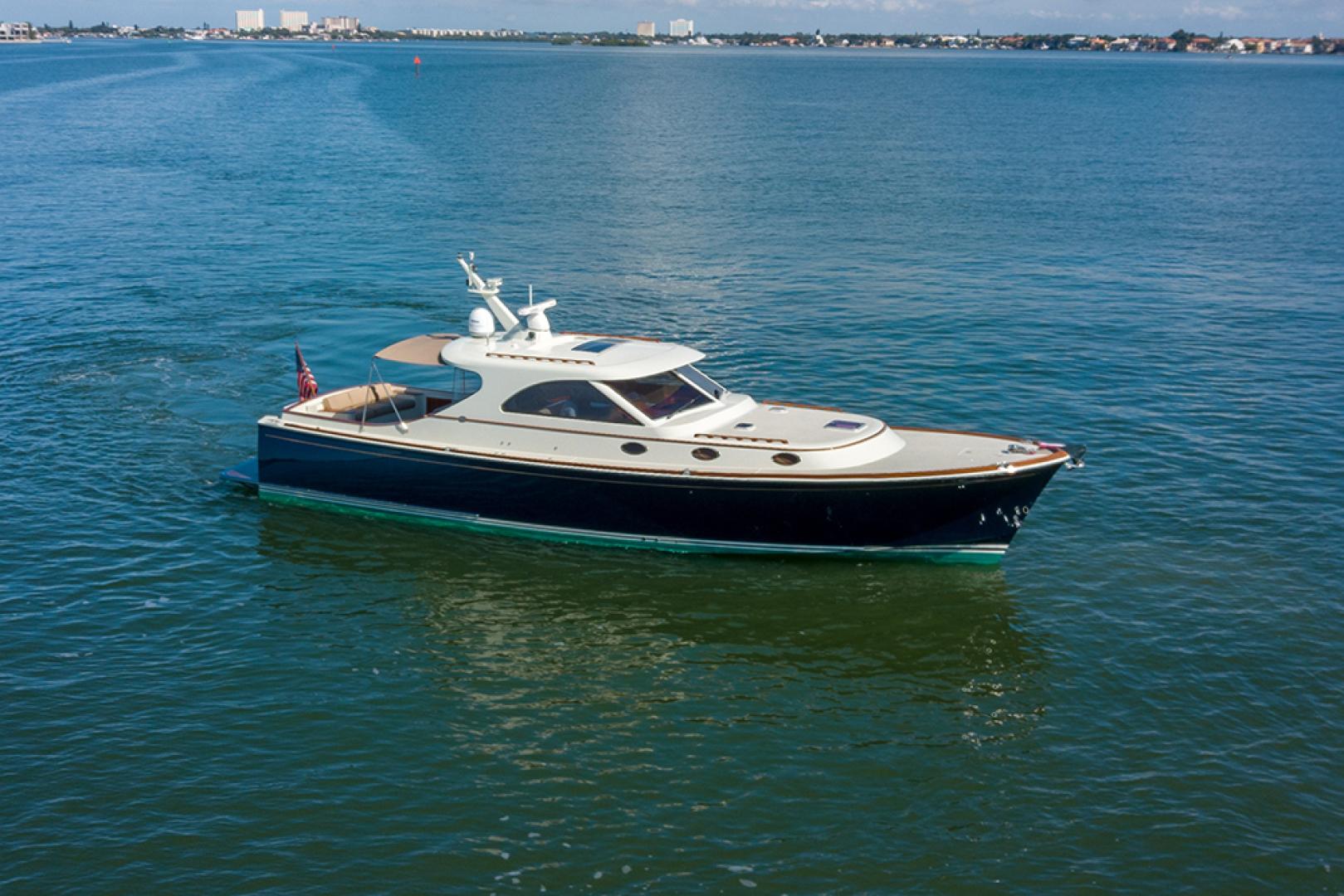 San Juan-SJ48 Express 2006 FEARLESS Saint Petersburg-Florida-United States-Stbd profile-1508115 | Thumbnail