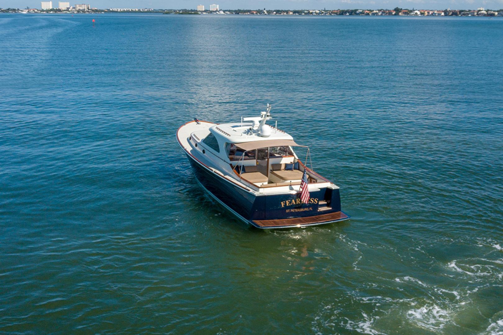 San Juan-SJ48 Express 2006 FEARLESS Saint Petersburg-Florida-United States-Port quarter profile-1508124 | Thumbnail