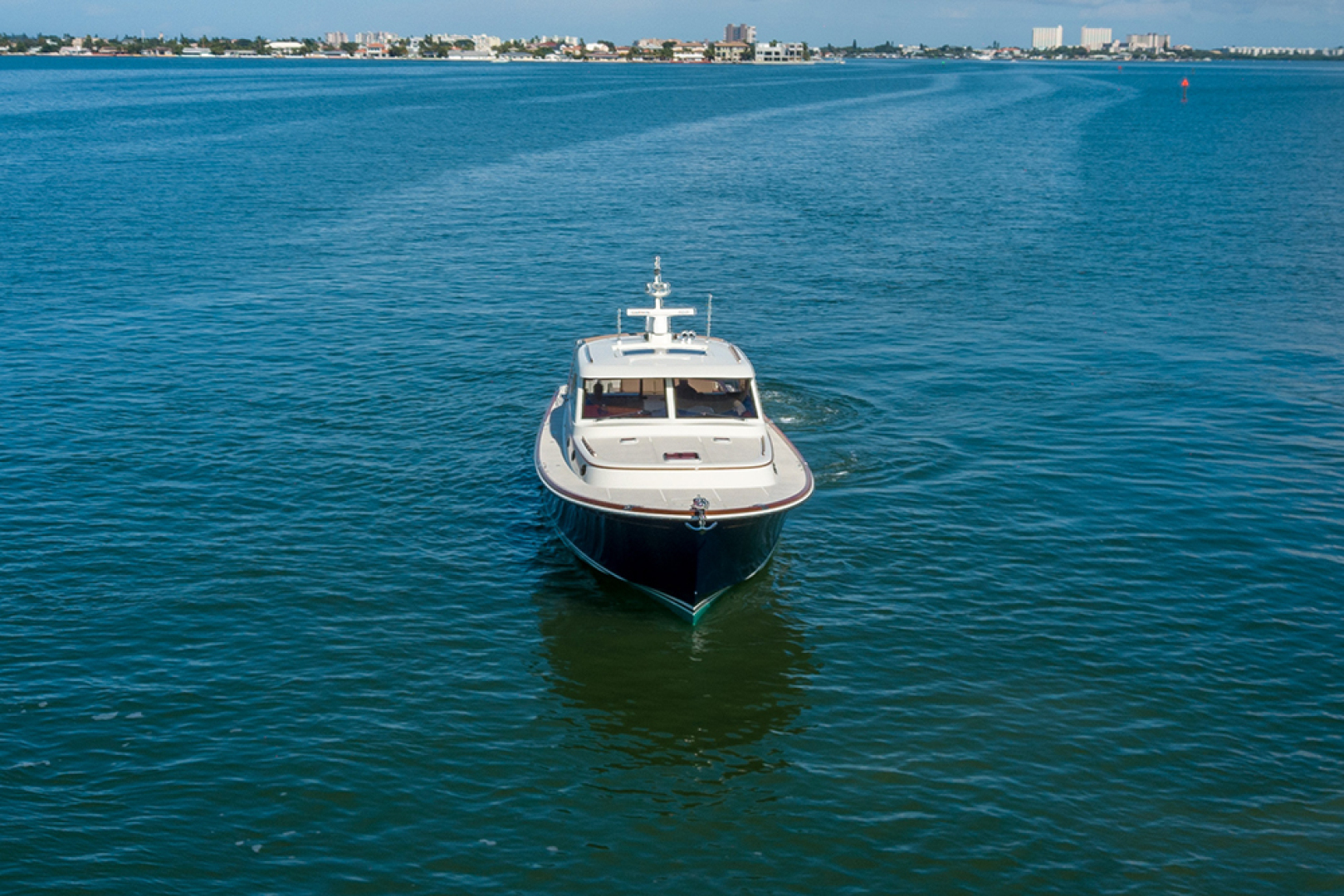 San Juan-SJ48 Express 2006 FEARLESS Saint Petersburg-Florida-United States-Bow profile-1508116 | Thumbnail