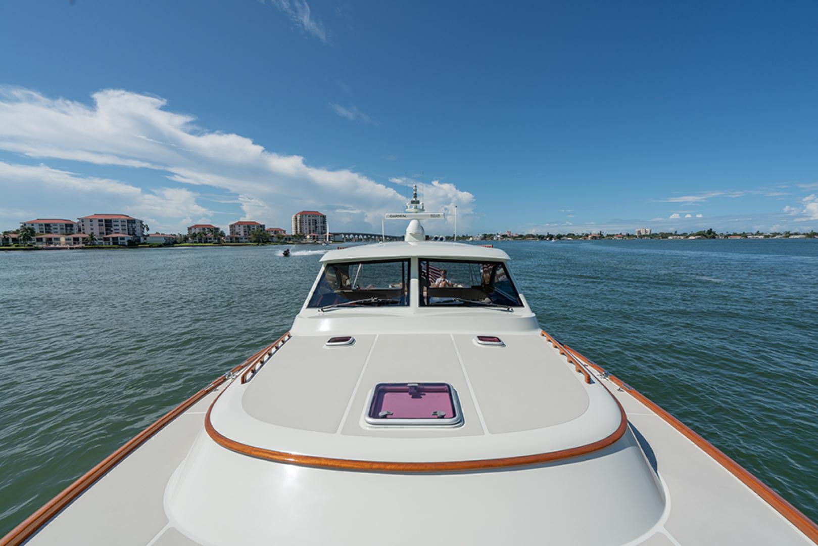 San Juan-SJ48 Express 2006 FEARLESS Saint Petersburg-Florida-United States-Front deck-1498310 | Thumbnail