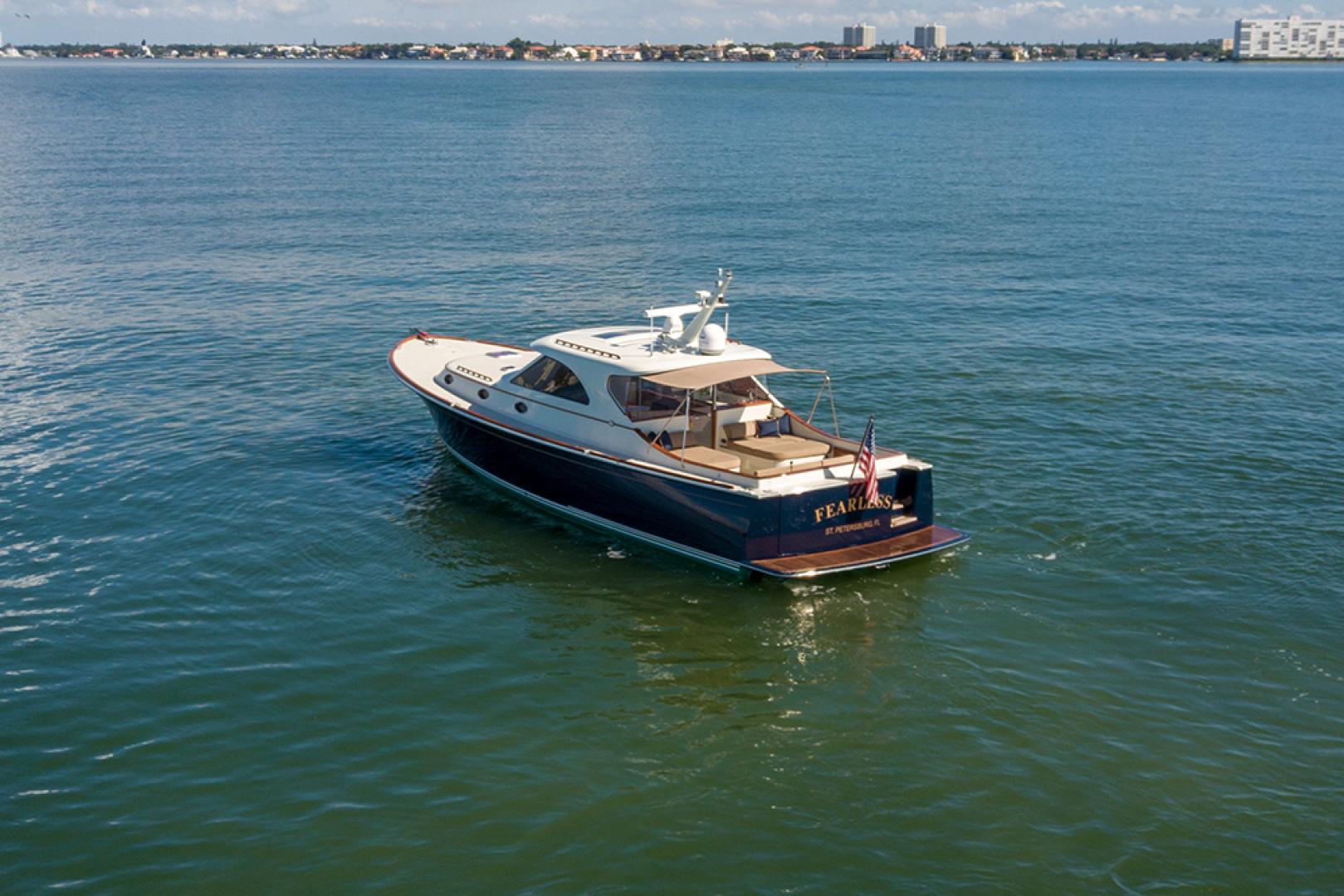 San Juan-SJ48 Express 2006 FEARLESS Saint Petersburg-Florida-United States-Port quarter profile 2-1508125 | Thumbnail