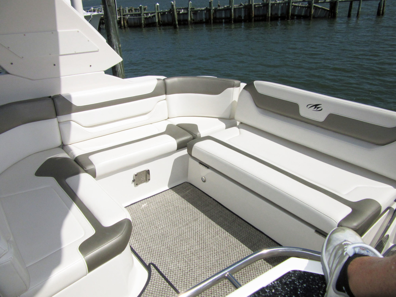 Monterey-355 Sport Yacht 2014-Sunset Serenity St. Petersburg-Florida-United States-U-Shaped Cockpit Seating-1498608   Thumbnail