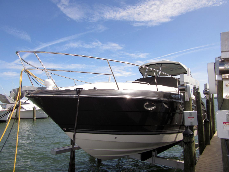 Monterey-355 Sport Yacht 2014-Sunset Serenity St. Petersburg-Florida-United States-Port Profile-1498623   Thumbnail