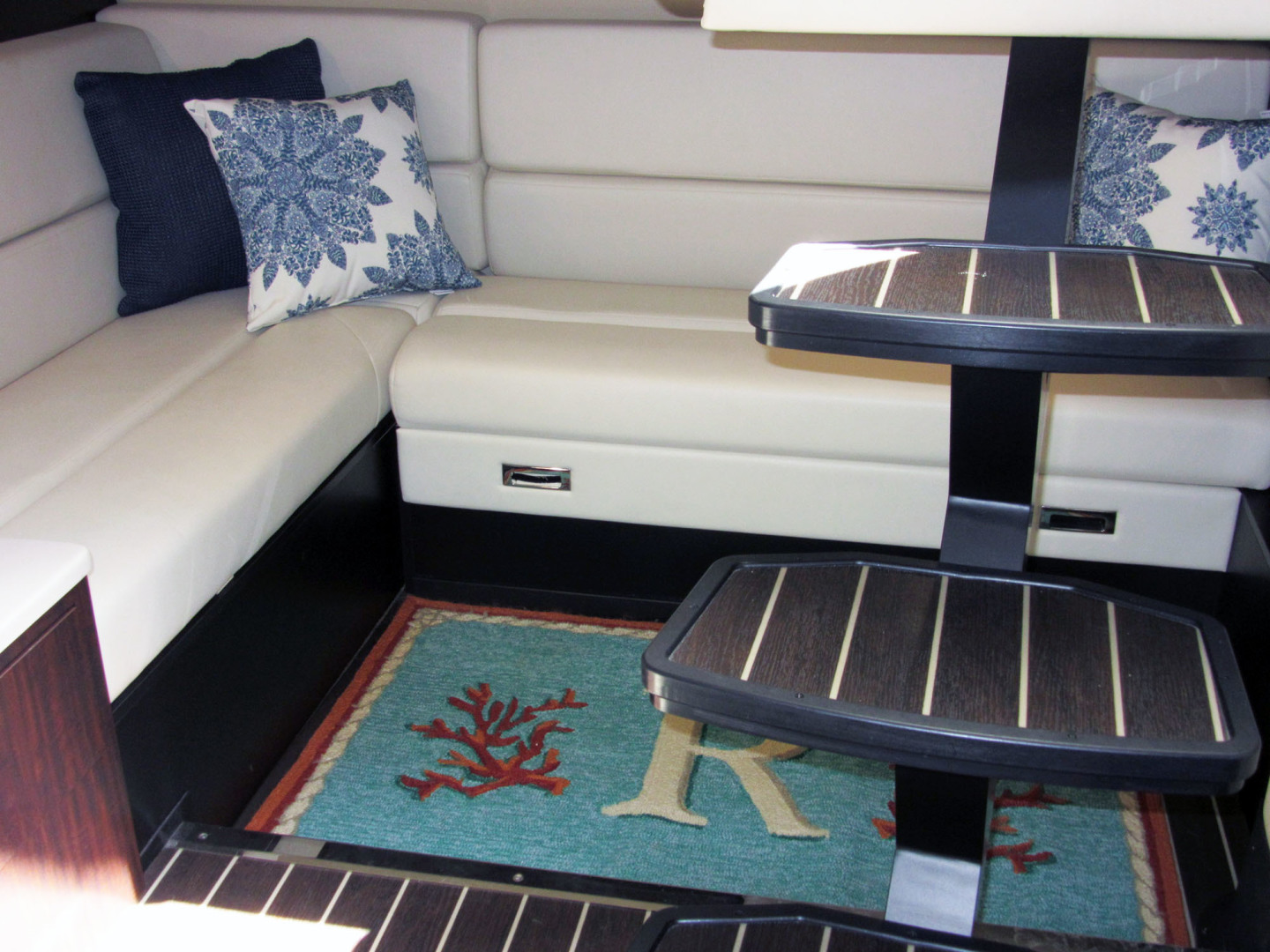 Monterey-355 Sport Yacht 2014-Sunset Serenity St. Petersburg-Florida-United States-Mid Guest Seating-1498589   Thumbnail