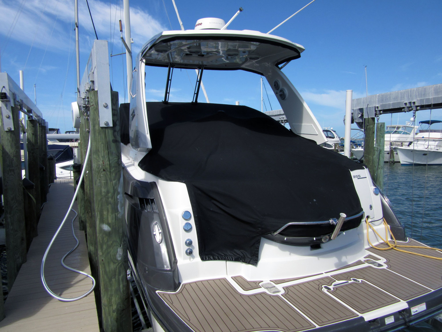 Monterey-355 Sport Yacht 2014-Sunset Serenity St. Petersburg-Florida-United States-Full Cover-1498622 | Thumbnail