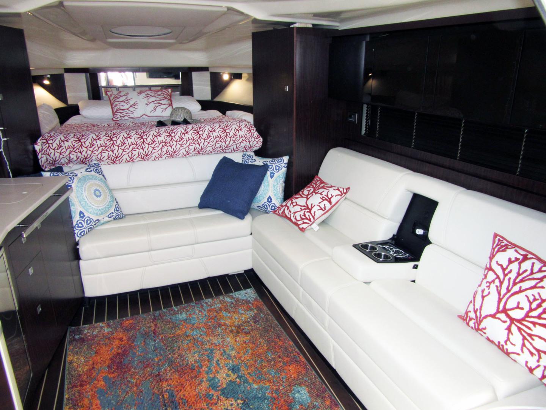 Monterey-355 Sport Yacht 2014-Sunset Serenity St. Petersburg-Florida-United States-Overall Salon Forward-1498588   Thumbnail