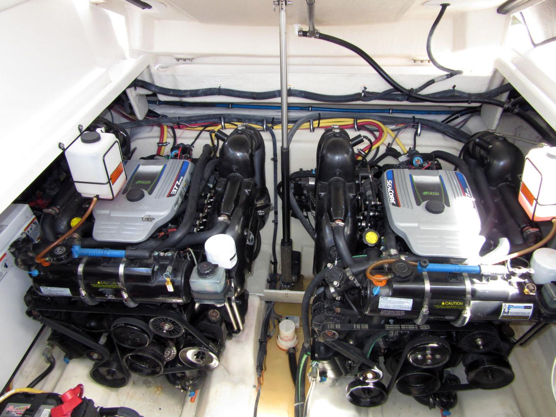 Monterey-355 Sport Yacht 2014-Sunset Serenity St. Petersburg-Florida-United States-Twin 377 Mercruisers-1498613   Thumbnail