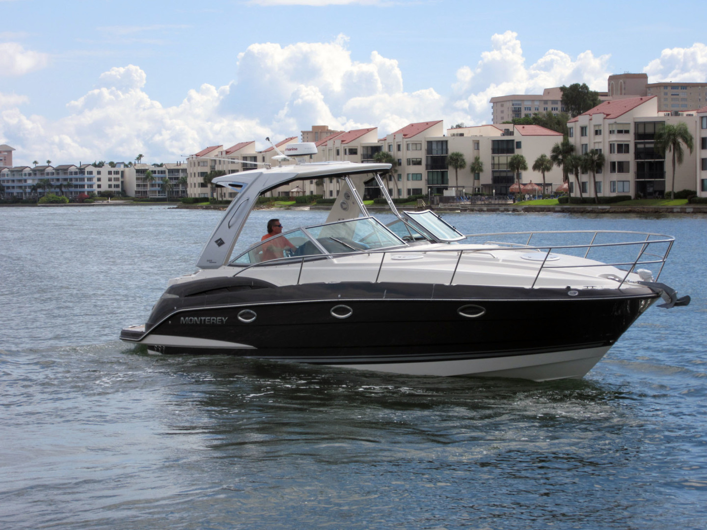 Monterey-355 Sport Yacht 2014-Sunset Serenity St. Petersburg-Florida-United States-Starboard Side-1498625 | Thumbnail