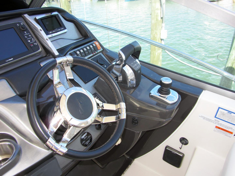 Monterey-355 Sport Yacht 2014-Sunset Serenity St. Petersburg-Florida-United States-Axius Joystick Control-1498596   Thumbnail