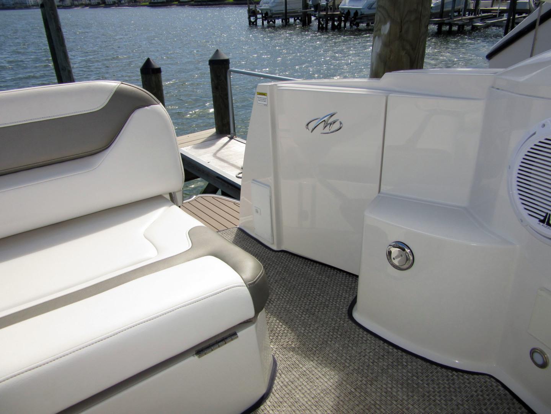 Monterey-355 Sport Yacht 2014-Sunset Serenity St. Petersburg-Florida-United States-Transom Door-1498611   Thumbnail