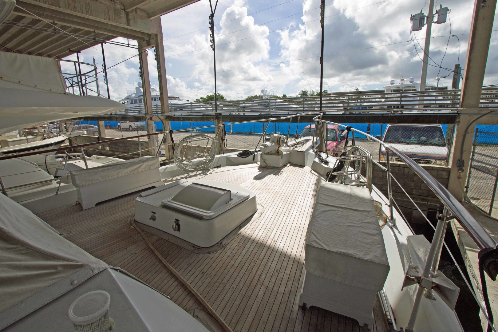 Hatteras-Extended Deck 1981-Vision For Children Fort Lauderdale-Florida-United States-1498098 | Thumbnail