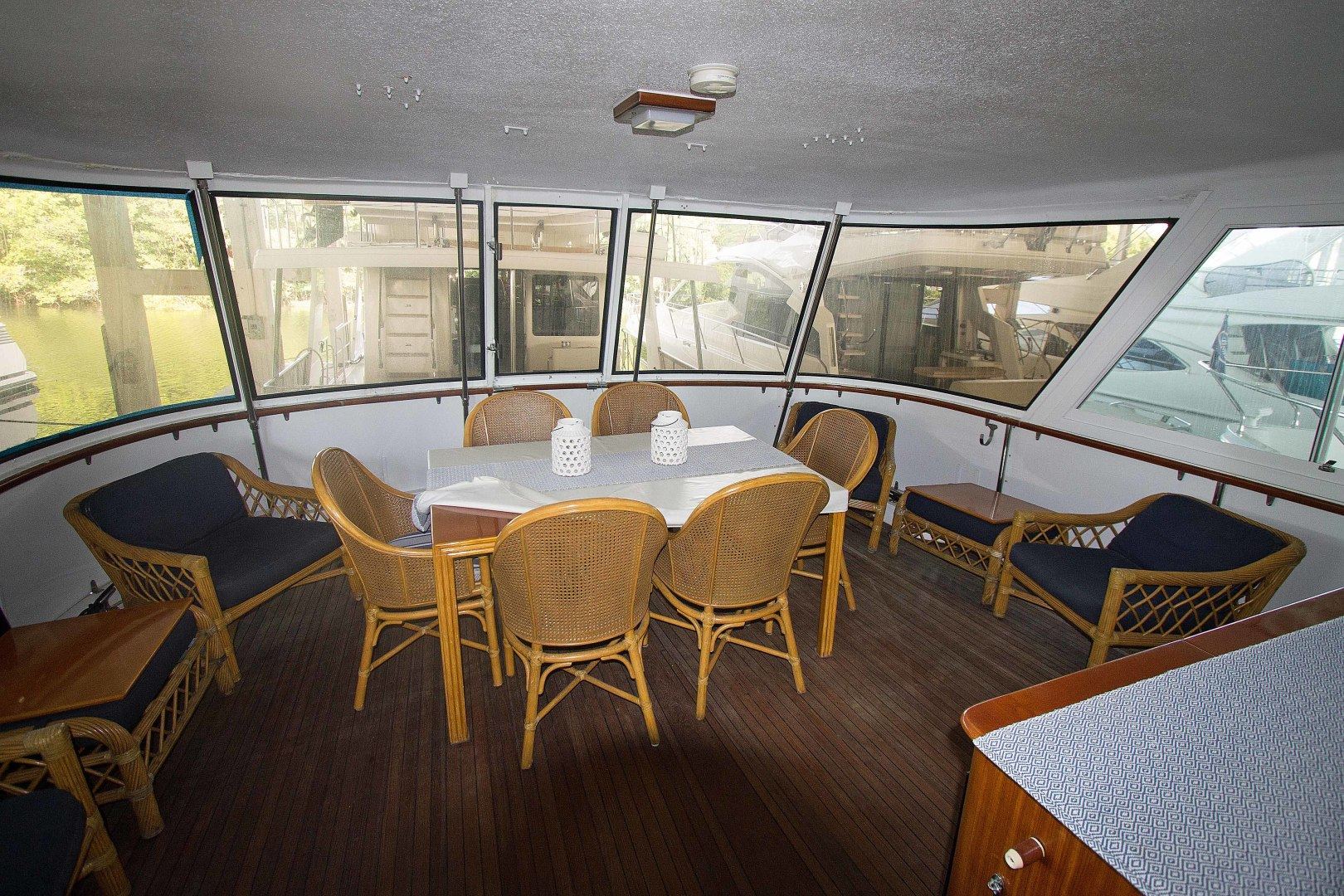 Hatteras-Extended Deck 1981-Vision For Children Fort Lauderdale-Florida-United States-1498082 | Thumbnail