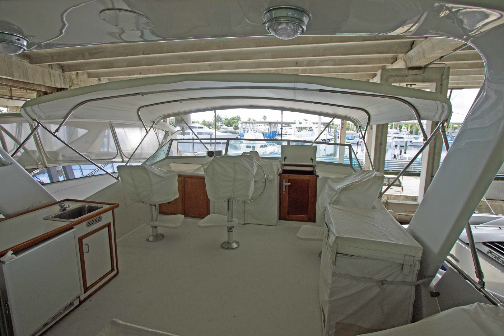 Hatteras-Extended Deck 1981-Vision For Children Fort Lauderdale-Florida-United States-1498097 | Thumbnail