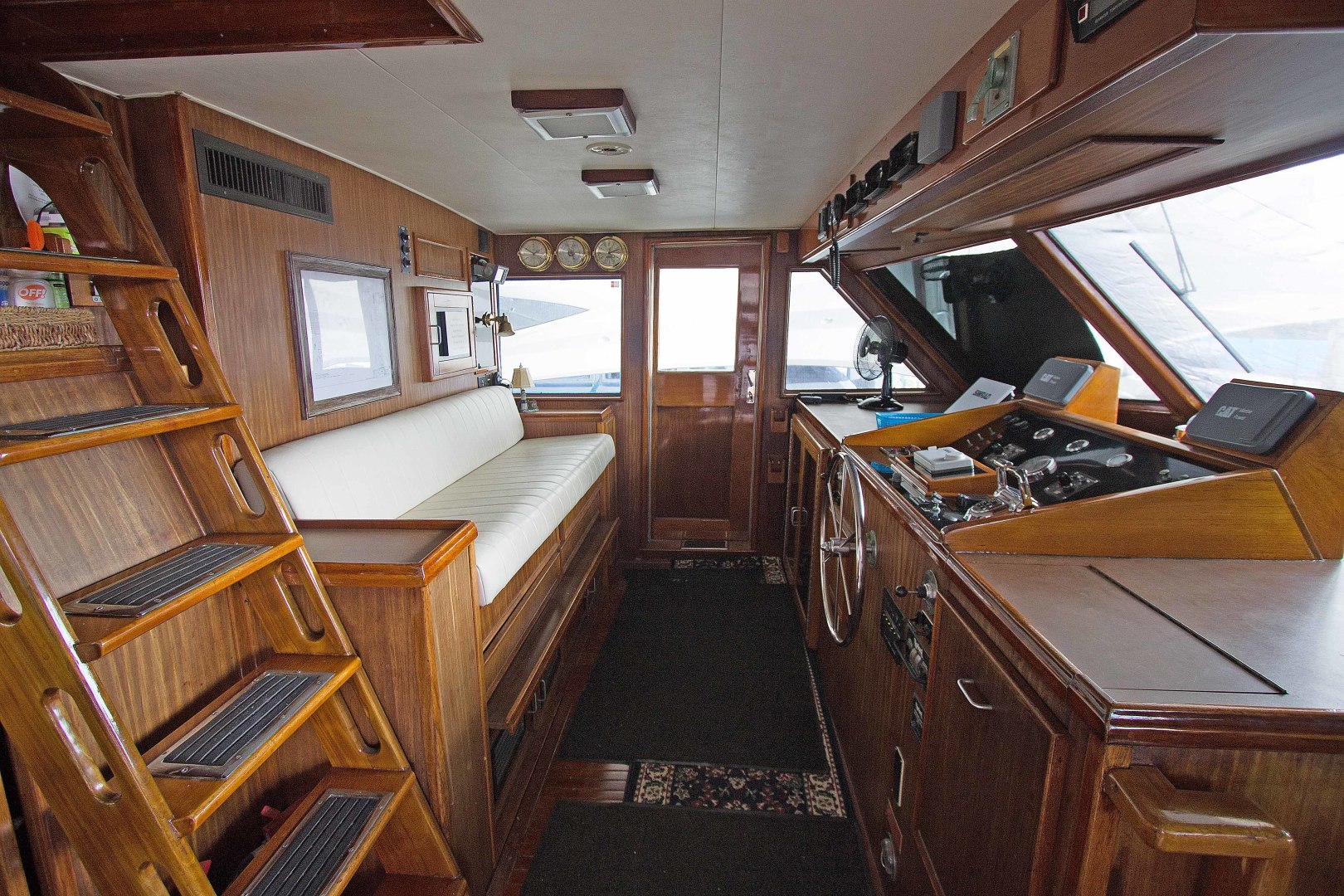 Hatteras-Extended Deck 1981-Vision For Children Fort Lauderdale-Florida-United States-1498090 | Thumbnail