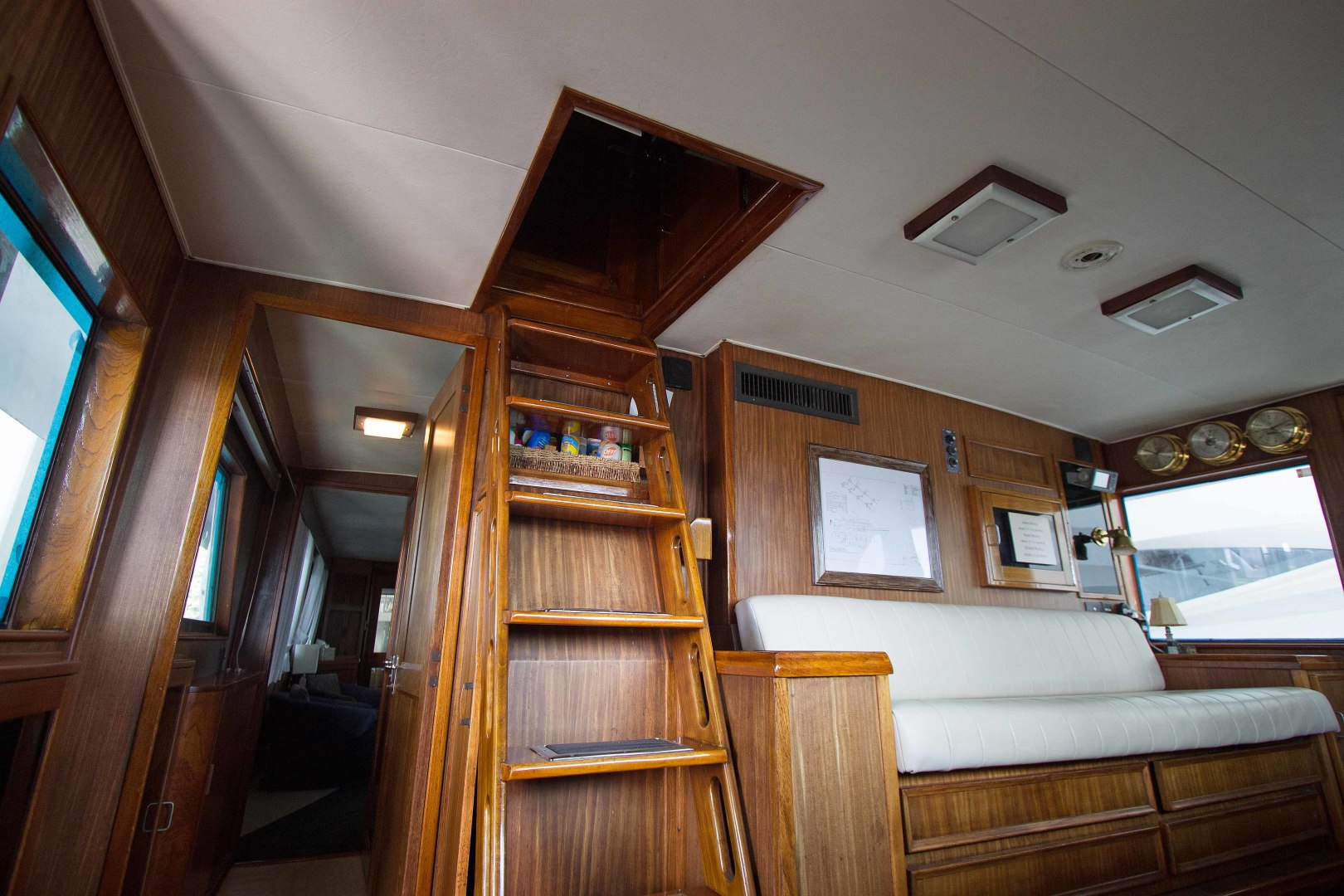Hatteras-Extended Deck 1981-Vision For Children Fort Lauderdale-Florida-United States-1498092 | Thumbnail