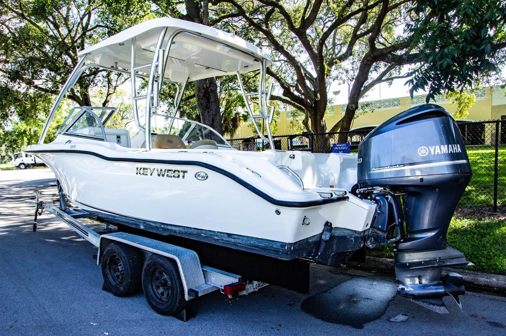 2017 Key West 239DS 50