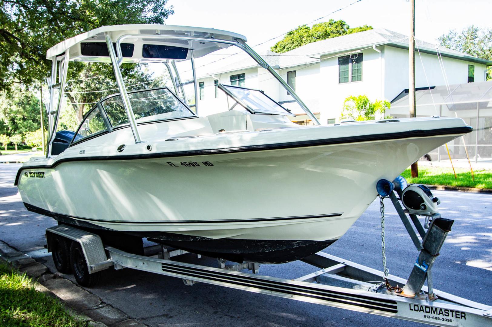 2017 Key West 239DS 45
