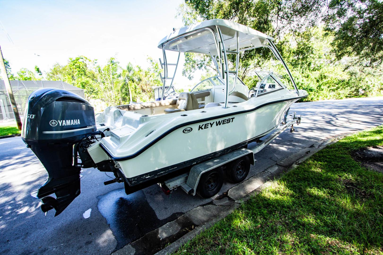 2017 Key West 239DS 44
