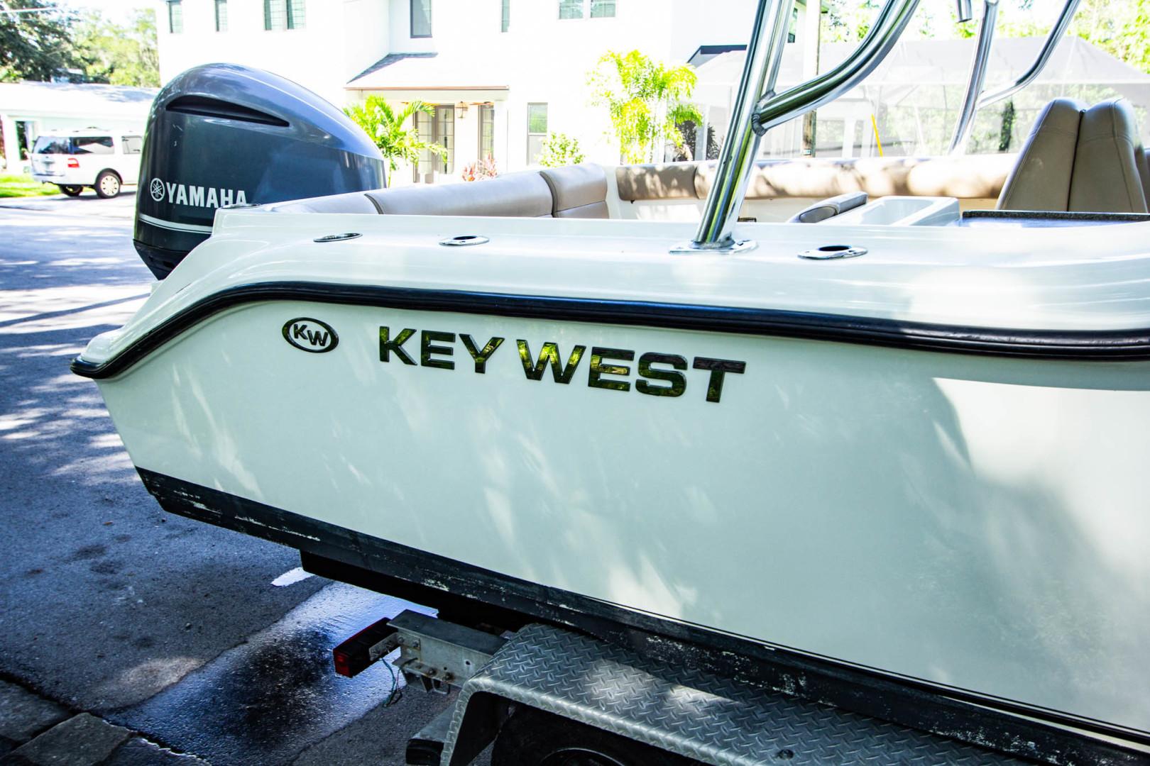 2017 Key West 239DS 47