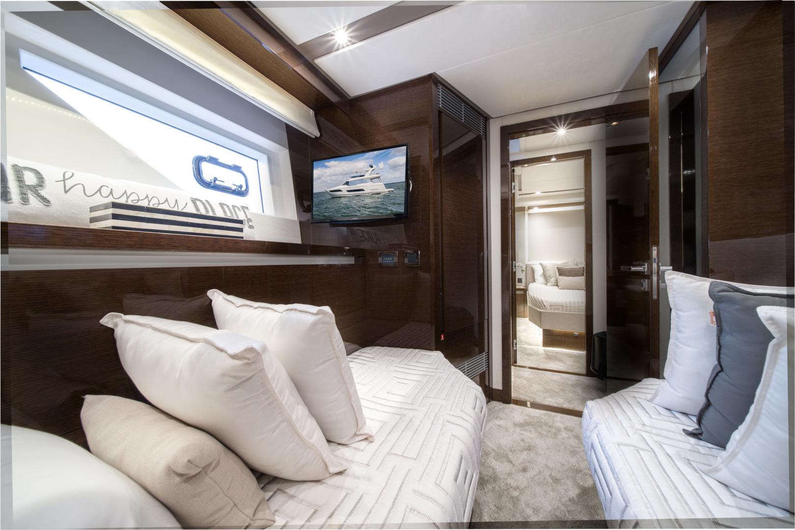 Prestige-680 Flybridge 2018-Seduction Sarasota-Florida-United States-2018 68 Prestige 680 Flybridge  Starboard Stateroom-1503613 | Thumbnail