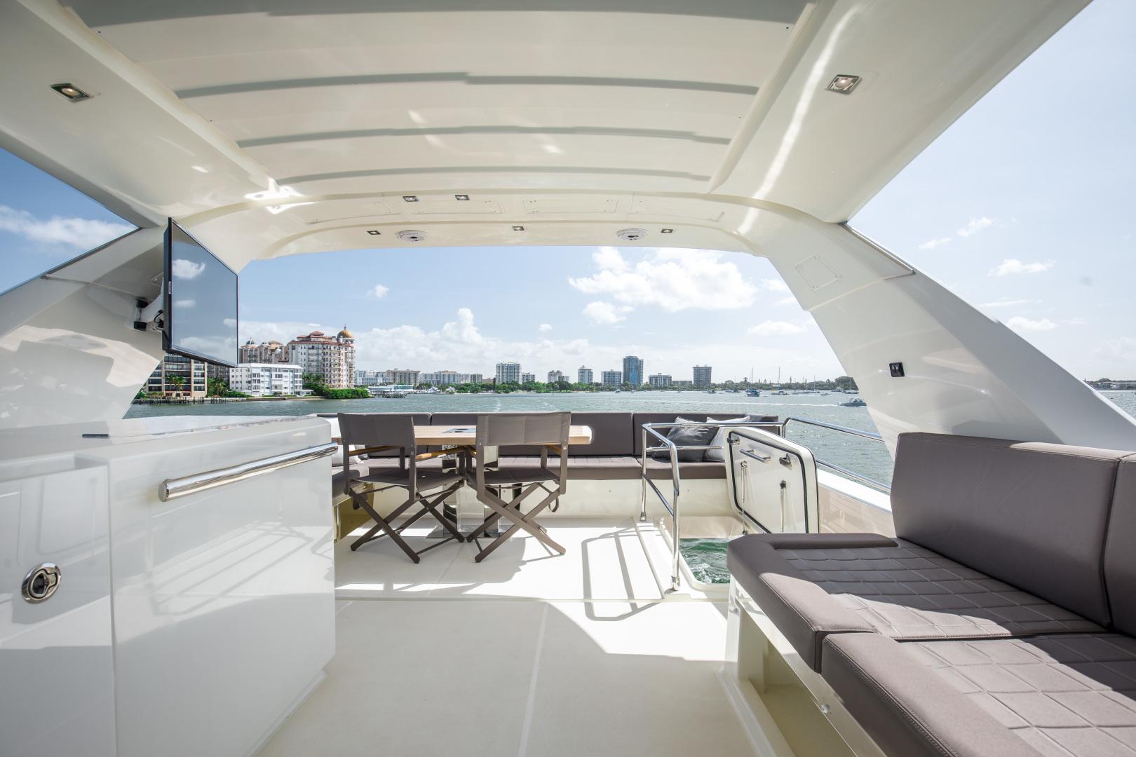 Prestige-680 Flybridge 2018-Seduction Sarasota-Florida-United States-2018 68 Prestige 680 Flybridge  Flybridge-1498999 | Thumbnail