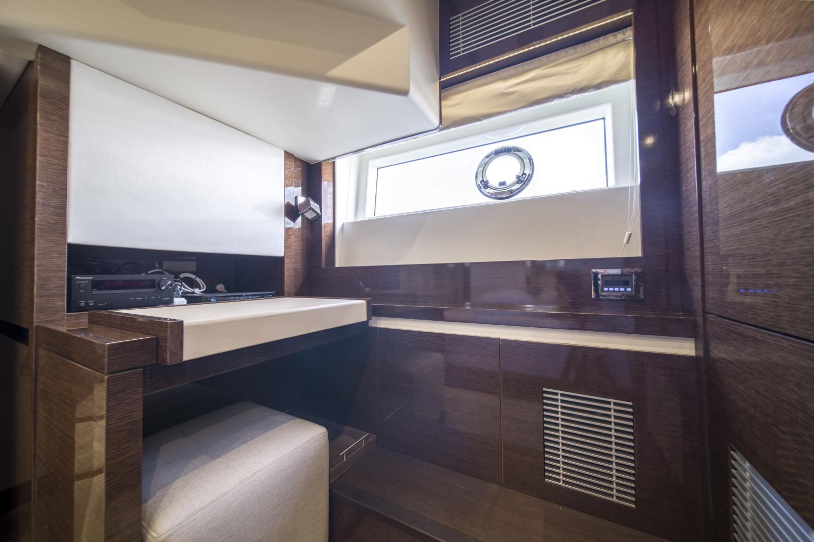 Prestige-680 Flybridge 2018-Seduction Sarasota-Florida-United States-2018 68 Prestige 680 Flybridge  VIP Stateroom-1498936 | Thumbnail