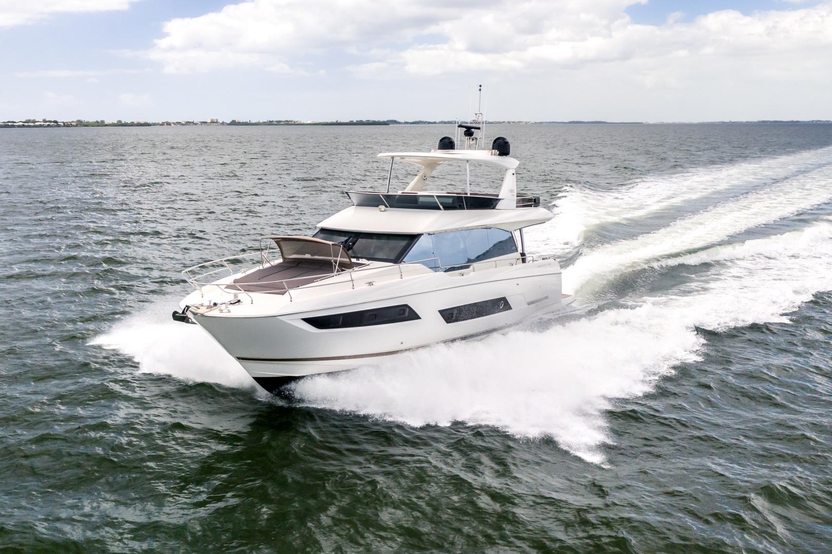 Prestige-680 Flybridge 2018-Seduction Sarasota-Florida-United States-2018 68 Prestige 680 Flybridge  Running Profile-1498891 | Thumbnail