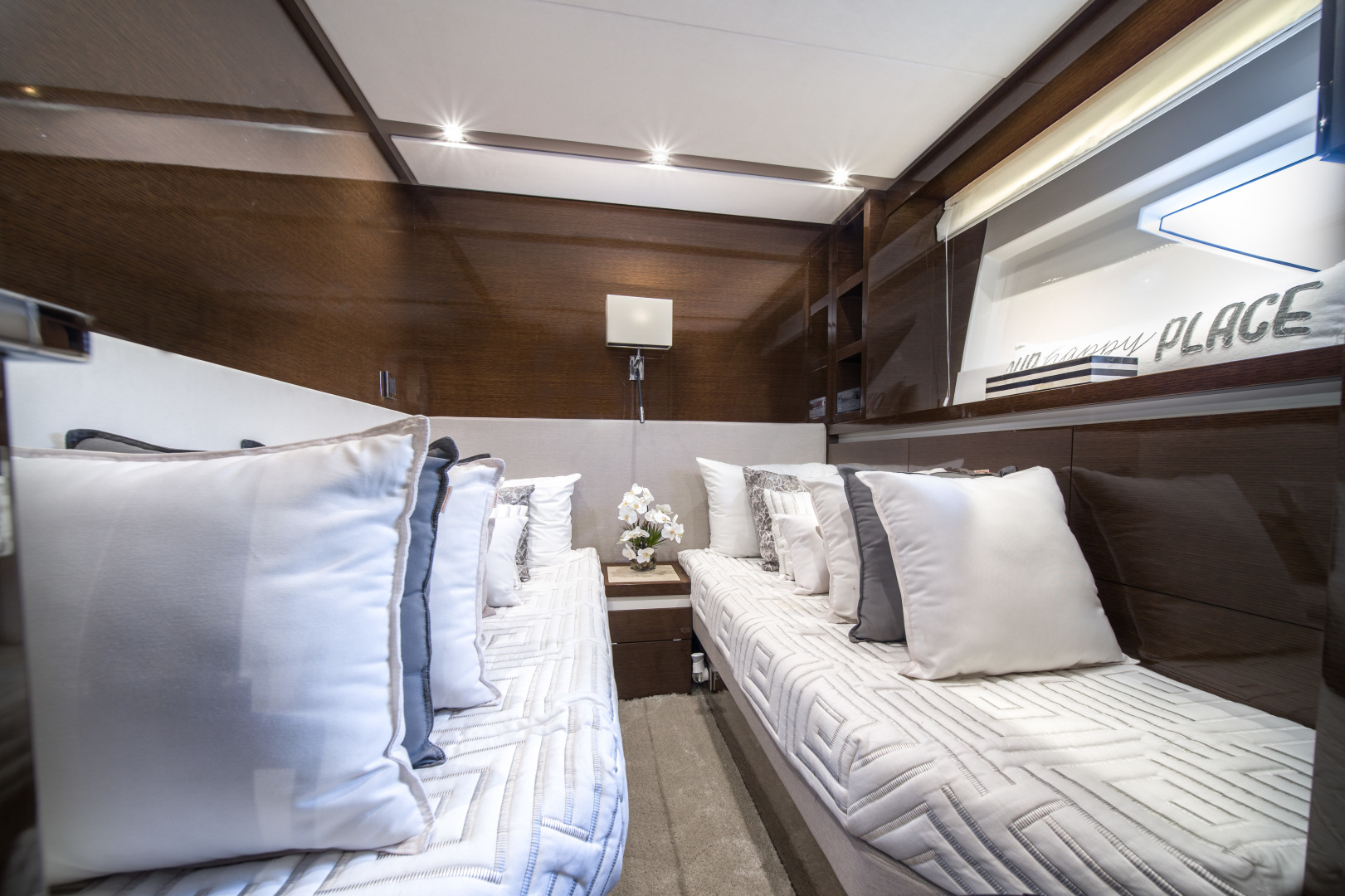 Prestige-680 Flybridge 2018-Seduction Sarasota-Florida-United States-2018 68 Prestige 680 Flybridge  Starboard Stateroom-1503612 | Thumbnail