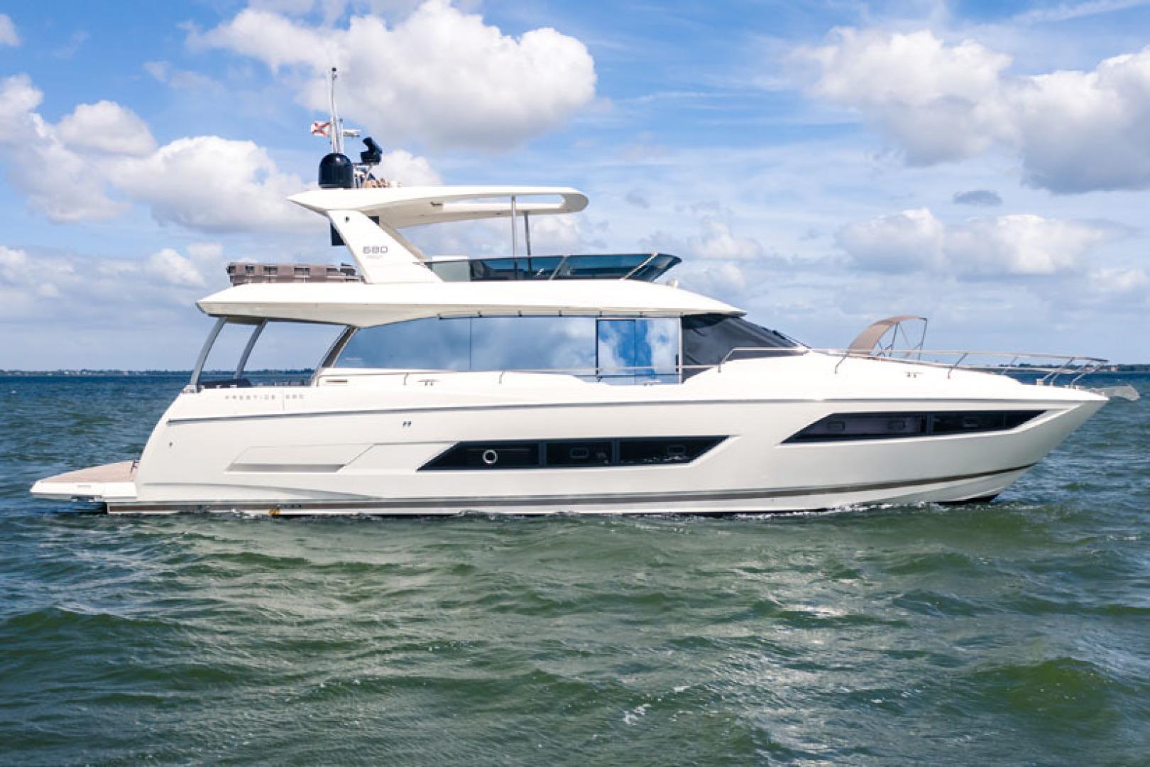 Prestige-680 Flybridge 2018-Seduction Sarasota-Florida-United States-2018 68 Prestige 680 Flybridge   Seduction  Profile-1498876 | Thumbnail