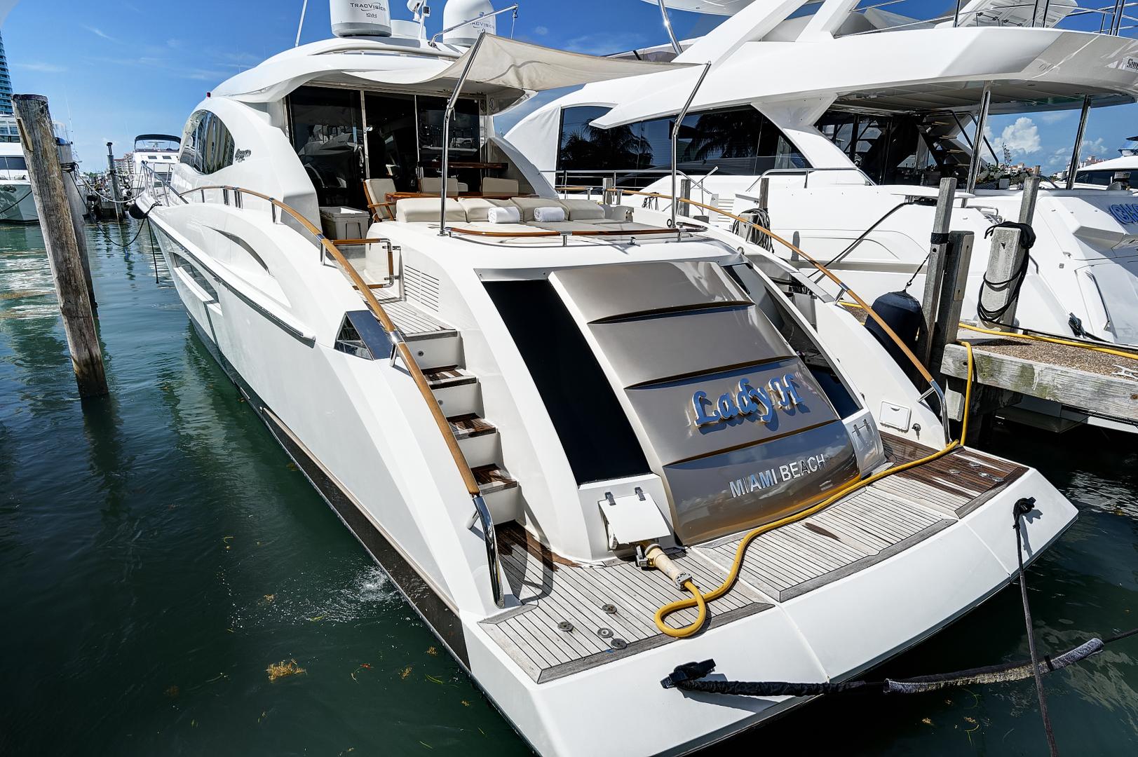 Lazzara-LSX 2007-Lady H Miami-Florida-United States-1502258 | Thumbnail
