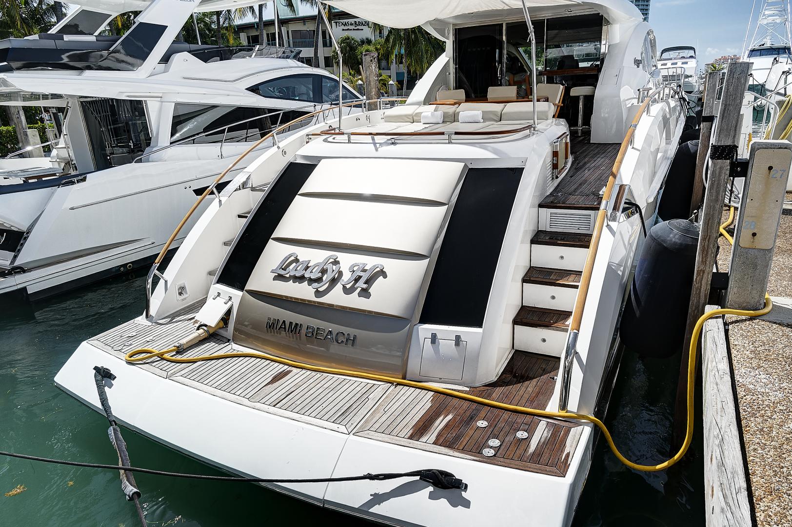 Lazzara-LSX 2007-Lady H Miami-Florida-United States-1502276 | Thumbnail