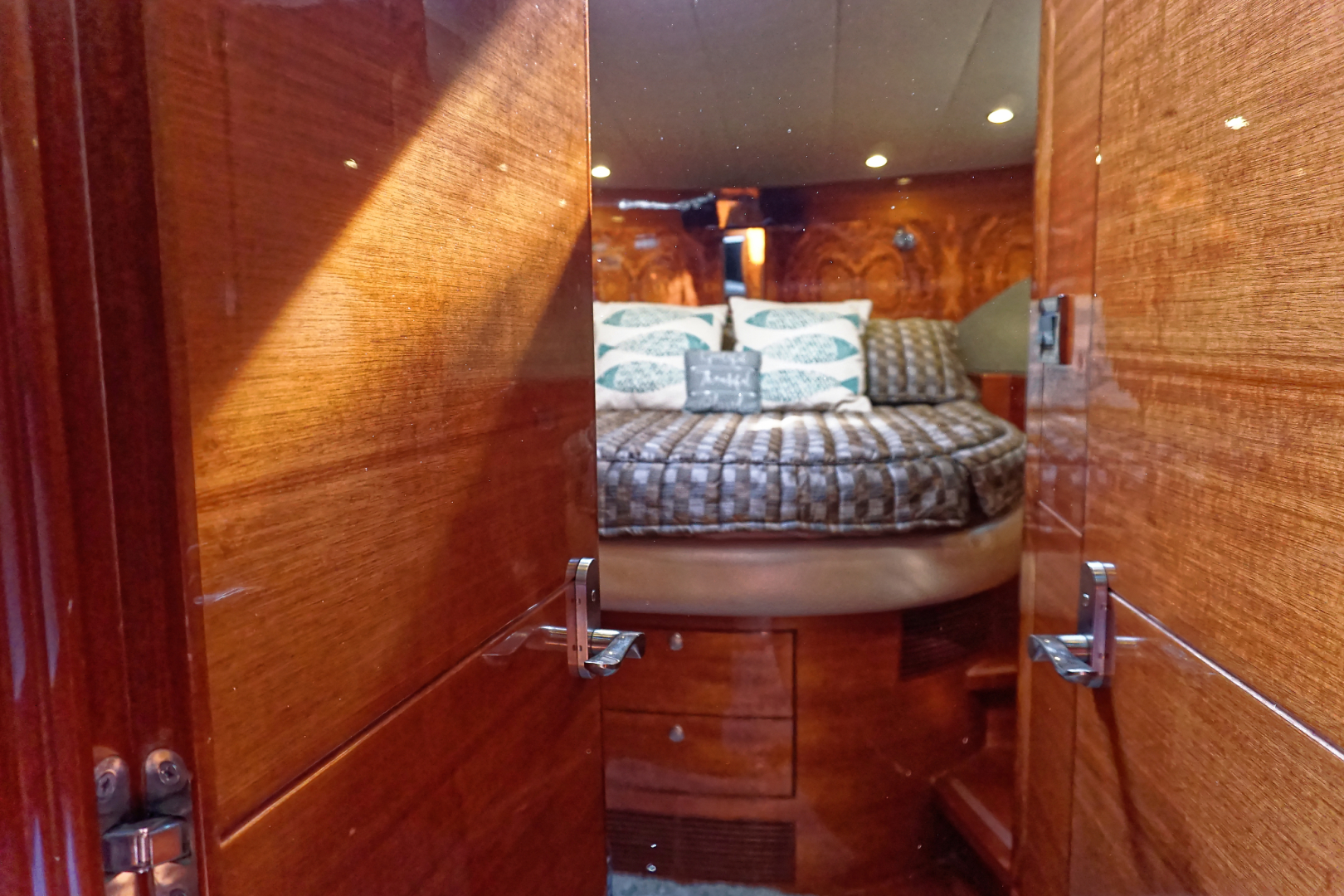 Ocean Alexander-Veloce 2007-SEARENITY Coral Gables-Florida-United States-Master Stateroom-1499187 | Thumbnail