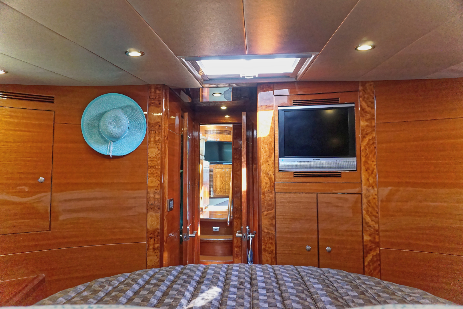 Ocean Alexander-Veloce 2007-SEARENITY Coral Gables-Florida-United States-Master Stateroom-1499189 | Thumbnail