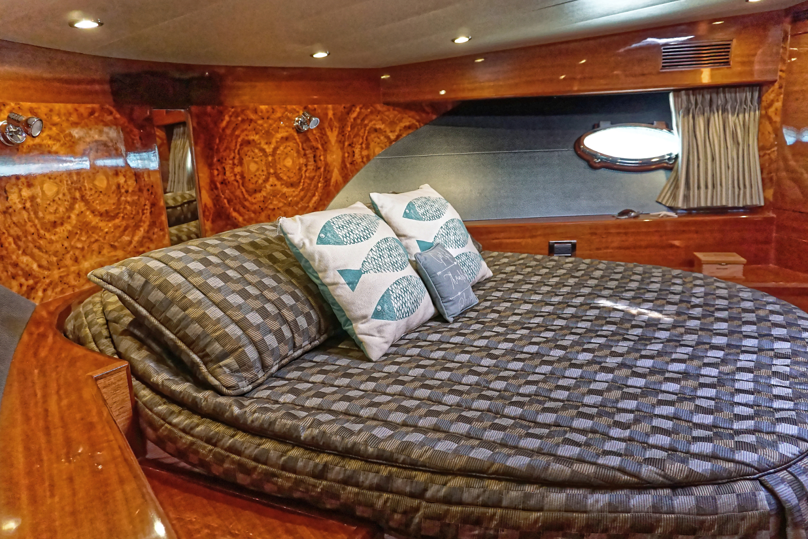 Ocean Alexander-Veloce 2007-SEARENITY Coral Gables-Florida-United States-Master Stateroom-1499188 | Thumbnail