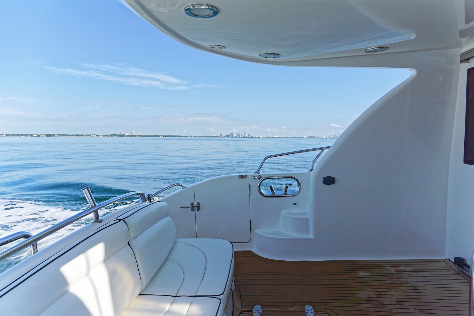 Ocean Alexander-Veloce 2007-SEARENITY Coral Gables-Florida-United States-Aft Deck-1499219 | Thumbnail