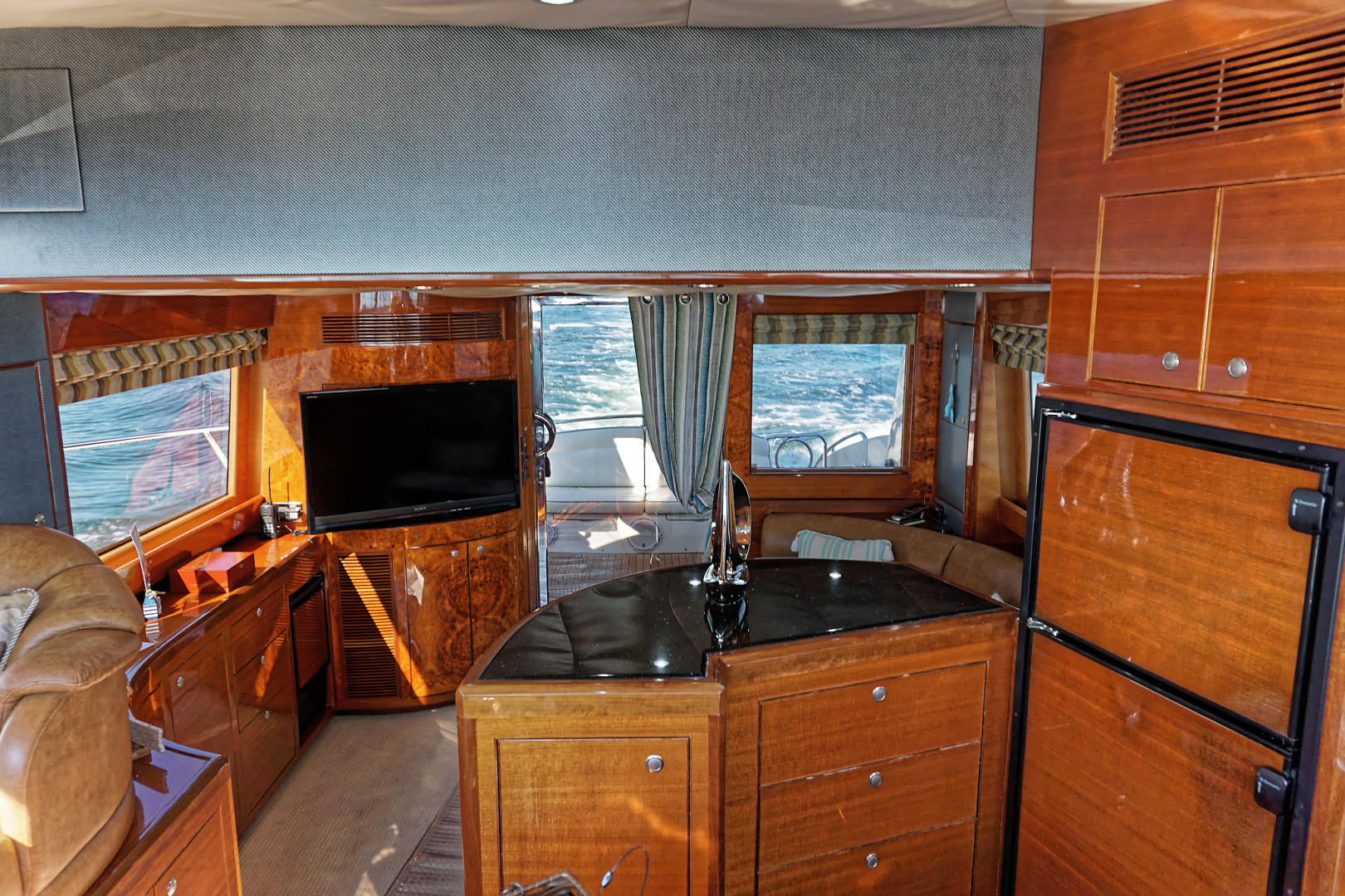 Ocean Alexander-Veloce 2007-SEARENITY Coral Gables-Florida-United States-Galley-1499206 | Thumbnail