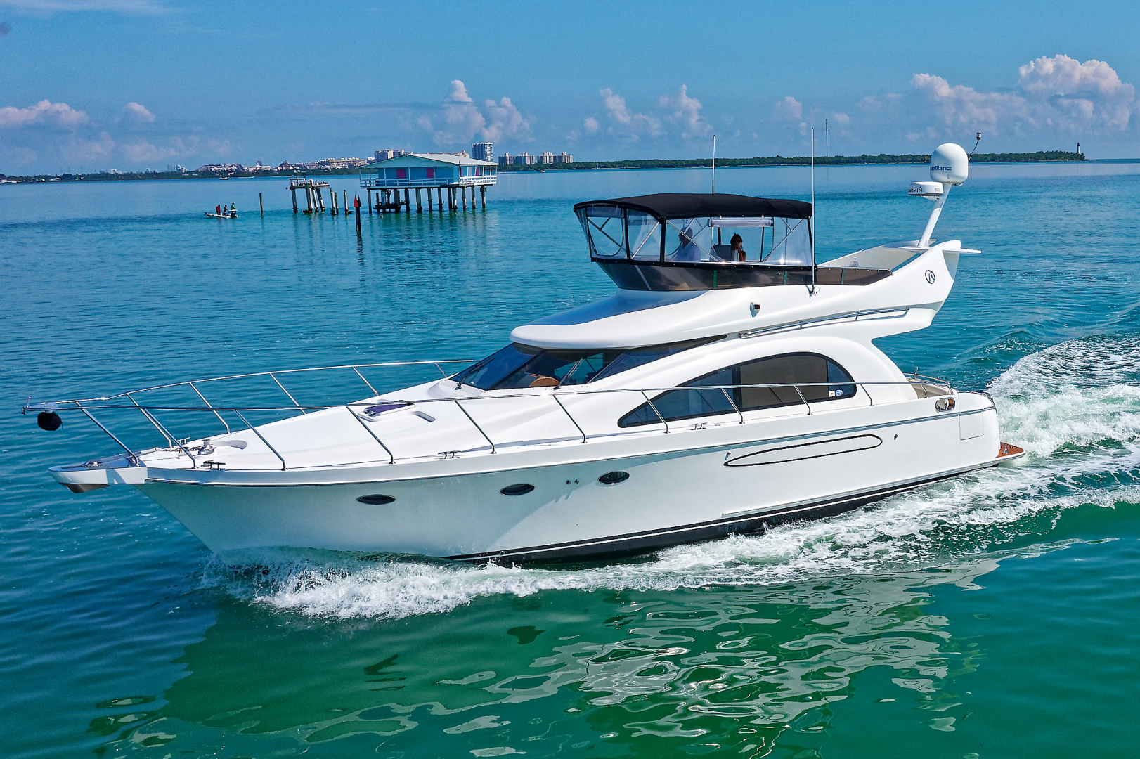 Ocean Alexander-Veloce 2007-SEARENITY Coral Gables-Florida-United States-1499131 | Thumbnail