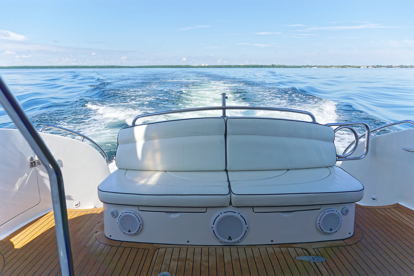 Ocean Alexander-Veloce 2007-SEARENITY Coral Gables-Florida-United States-Aft Deck-1499218 | Thumbnail