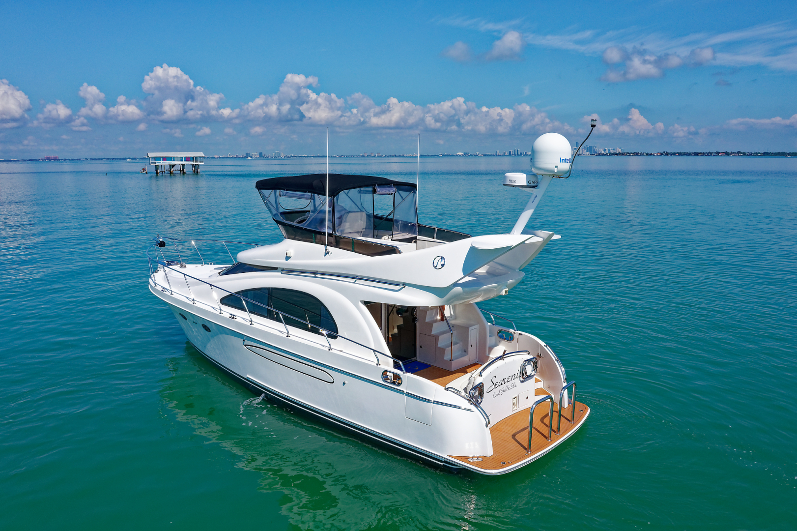 Ocean Alexander-Veloce 2007-SEARENITY Coral Gables-Florida-United States-1499127 | Thumbnail