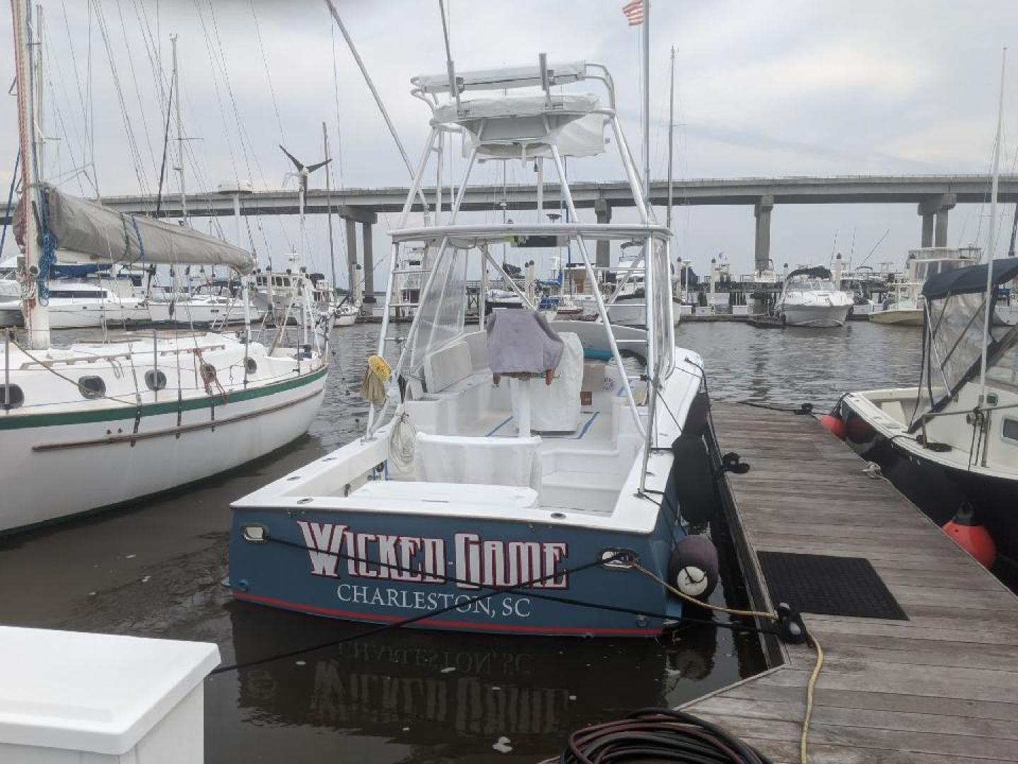 Shearline-31 Center Console Sportfish Express 2002-Wicked Game Isle of Palms-South Carolina-United States-1512790 | Thumbnail