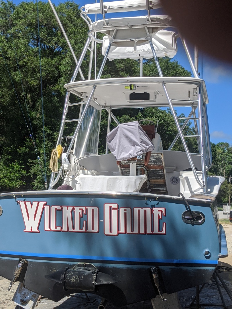 Shearline-31 Center Console Sportfish Express 2002-Wicked Game Isle of Palms-South Carolina-United States-1512793 | Thumbnail