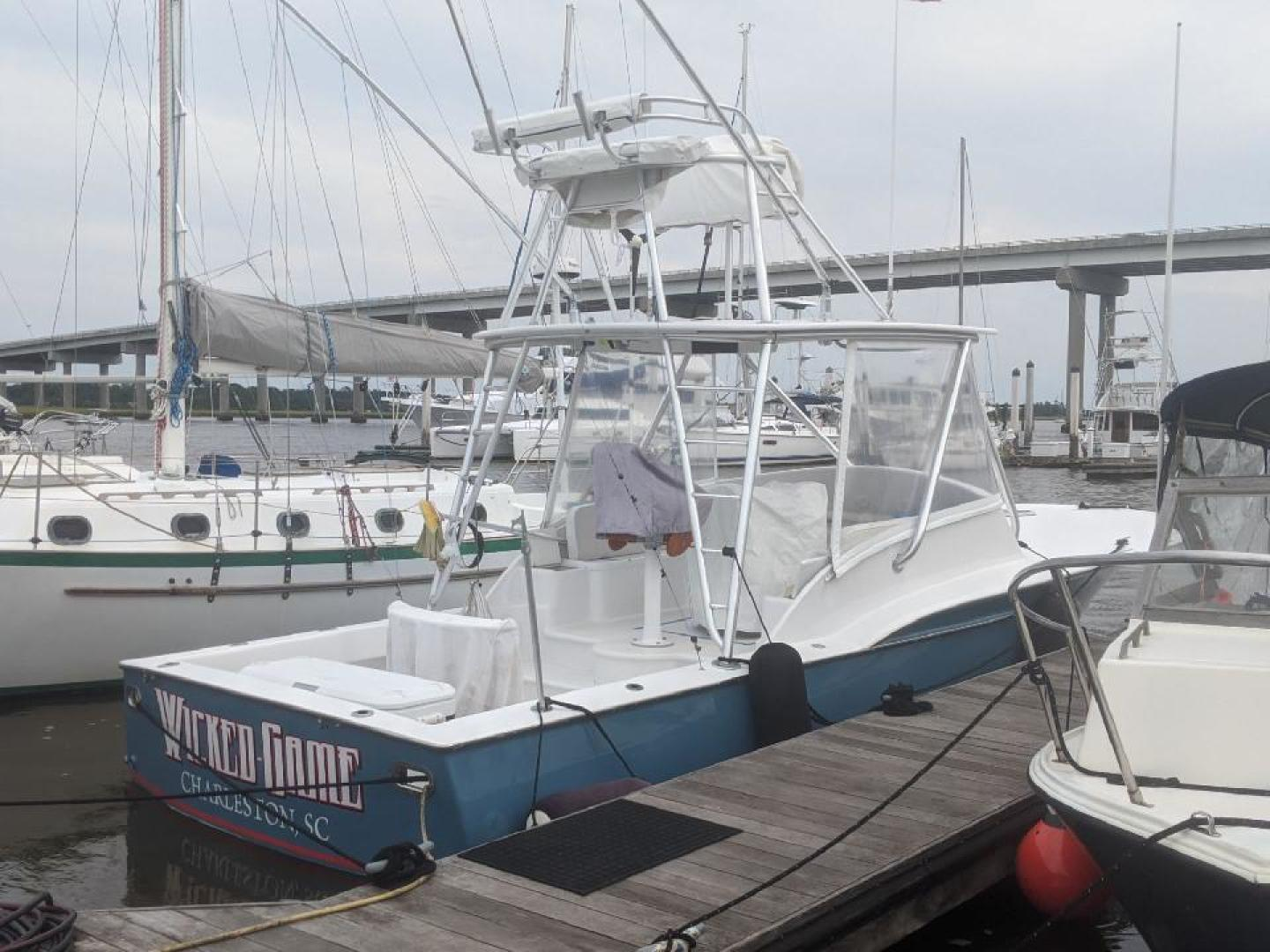 Shearline-31 Center Console Sportfish Express 2002-Wicked Game Isle of Palms-South Carolina-United States-1512789 | Thumbnail